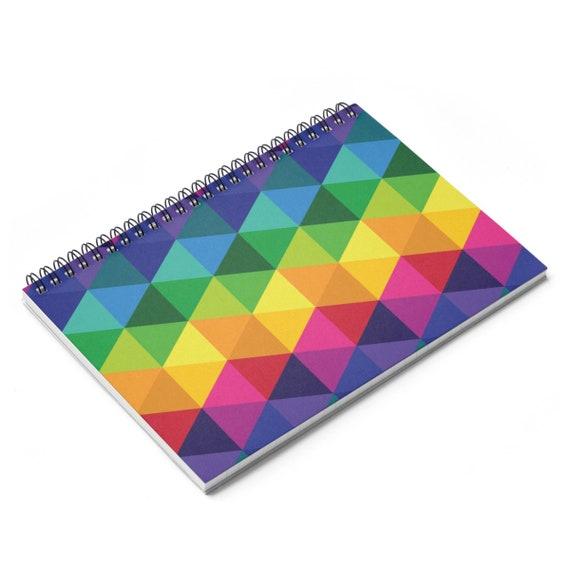 Spiral Notebook  Ruled Line
