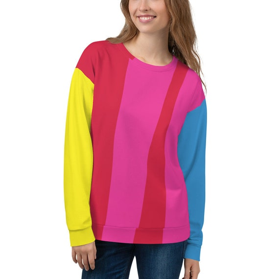 Colorful Unisex Sweatshirt
