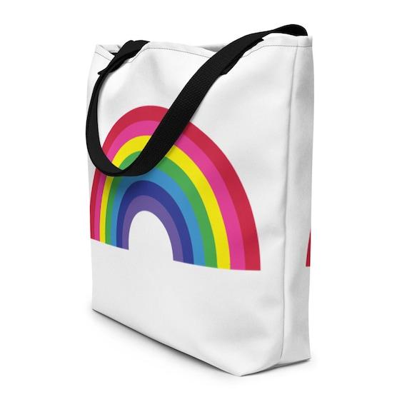 Rainbow Beach Bag