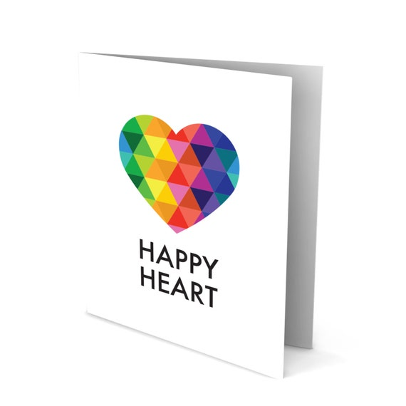 The Happy Heart and Happy Loveday Greeting Cards!