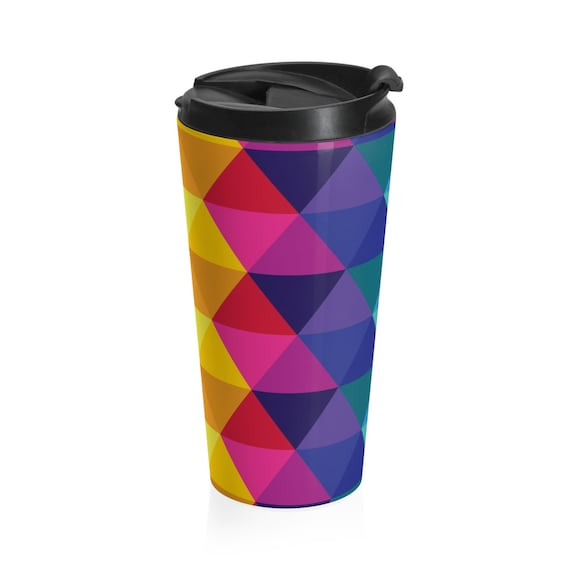 Colorful Stainless Steel Travel Mug