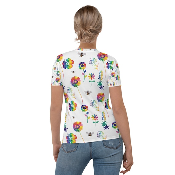 The Floral Collection: Spring Flowers Women's T-shirt