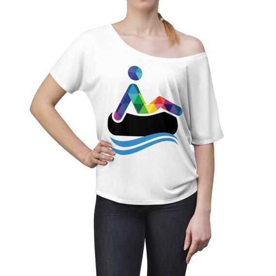 River Tubing Women's Slouchy top