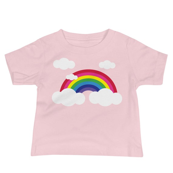 Colorful Baby Jersey Short Sleeve Tee