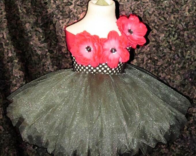 Women's Gunmetal Embellished Dress