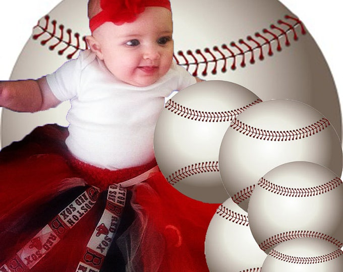 Boston Red Sox Themed Tutu