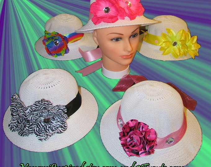Beauty Bonnets