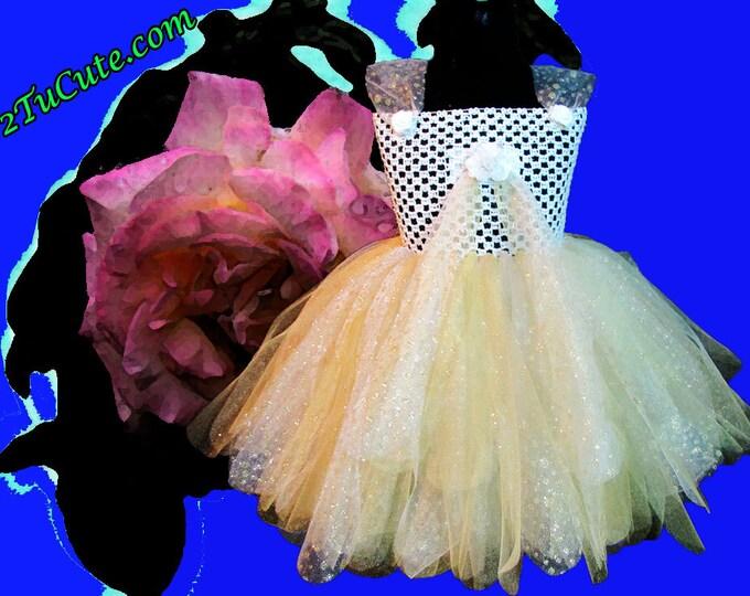 Petal Sparkling Couture Tutu