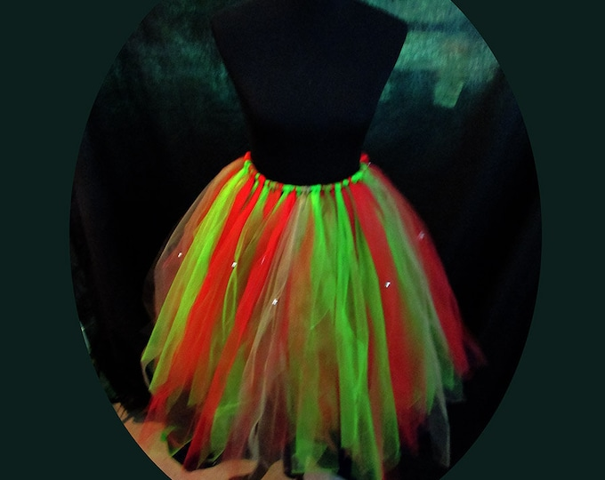 Festive Holiday Jingle Tutu