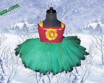 Baby Couture Emerald Petal Tutu