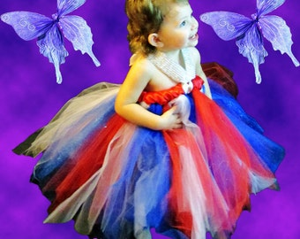 Everyday is Independence Day Tutu