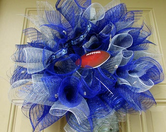 All About Sports Wreath