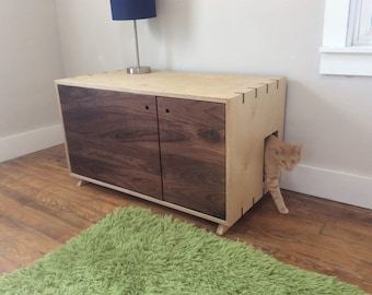Litter Box Furniture Etsy