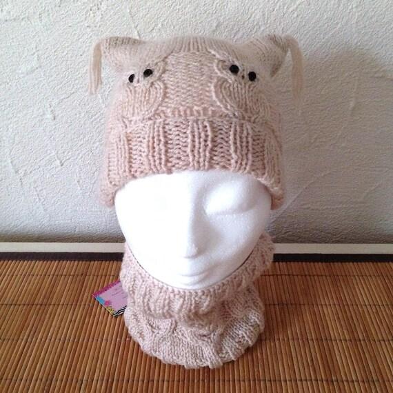 21d3fcc4b474 Patron Tuto modèle PDF téléchargement pour tricoter le bonnet   Etsy