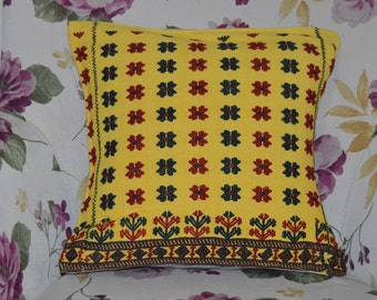 """free shipping decorative pillow  COVER         size = 17"""" X 16""""  ( 43 cm X 40 cm )"""