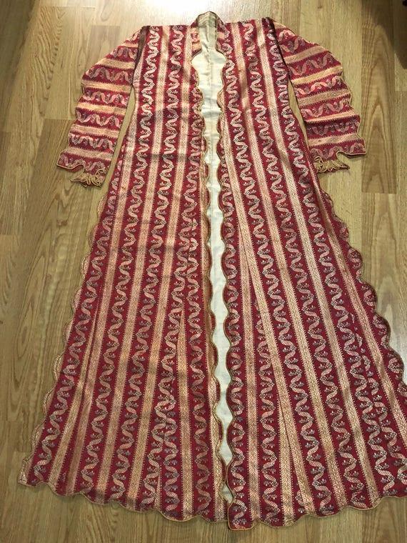 Ottoman hereke fabric ( for ottoman palace )