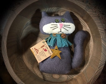Wool Gray Kitty!