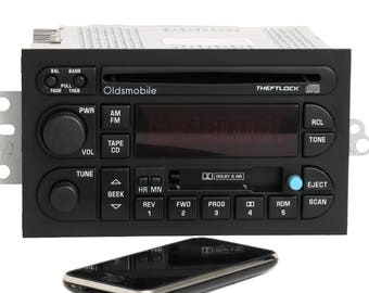 1999 To 2007 Ford And Mercury Car Radio Cassette Player W