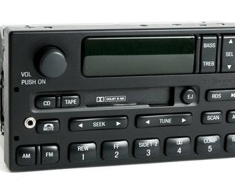 Pontiac Vibe 2003 to 2008 Am Fm CD Player w Aux Input Car | Etsy