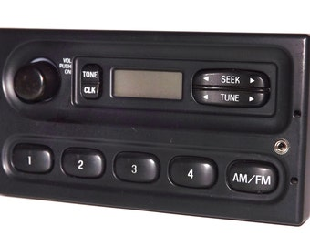 Ford Ranger 2006 to 2011 AM FM Radio Upgraded w Aux Input