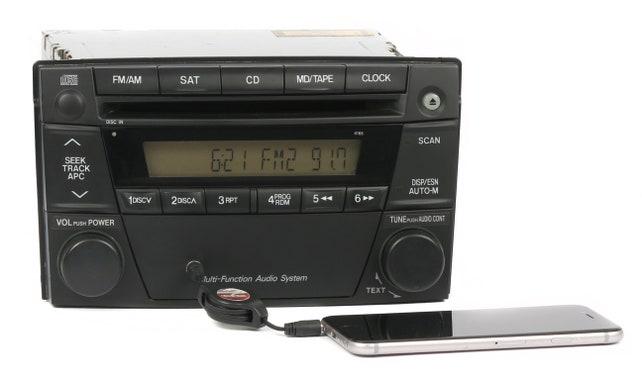20042006 Mazda Mpv Amfm Radio Single Disc Cd Player W Aux Etsyrhetsy: Mazda Mpv Radio Not Working At Gmaili.net