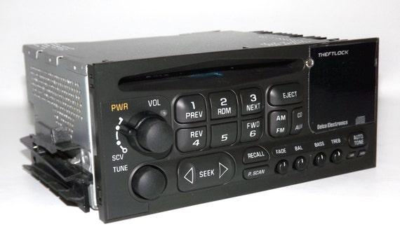 Digital Media Bluetooth MP3 USB//SD Receiver For 99-02 Chevy Silverado 1500//2500