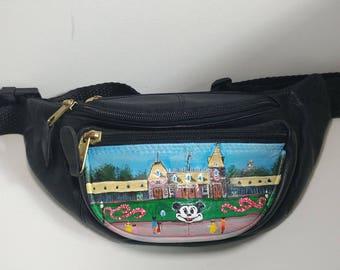 Disneyland Gate Fanny Pack