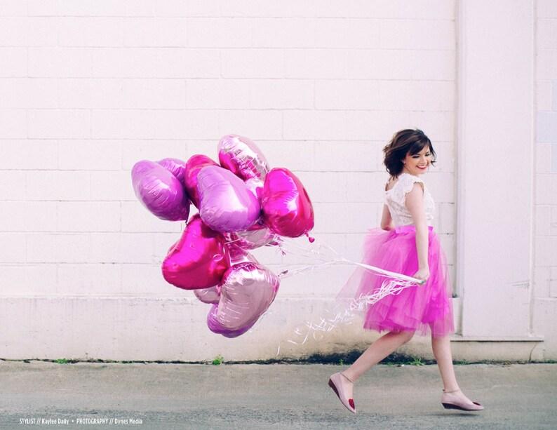 Light Pink Rose Gold Love Valentine/'s Day Blank Ballon Globo Shape  Heart Shaped B3 Blush Heart Balloon 18 inch Foil Mylar