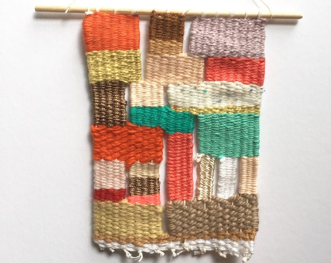 Pacific Woven Wall Hanging