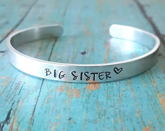 Unique Gift for Sisters - Sister Gift - Gift for Sister - Big Sister - Middle Sister - Little Sister - Three Sisters - Sisters Bracelets