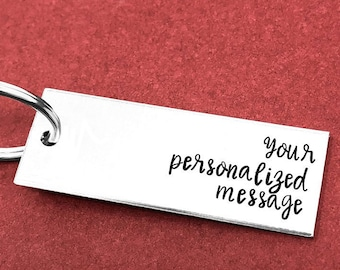 Personalized Keychain 31317d0629