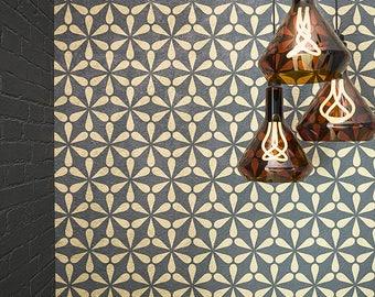 Pattern Wall Stencil - Decorative Pattern - Allover Wall Stencils