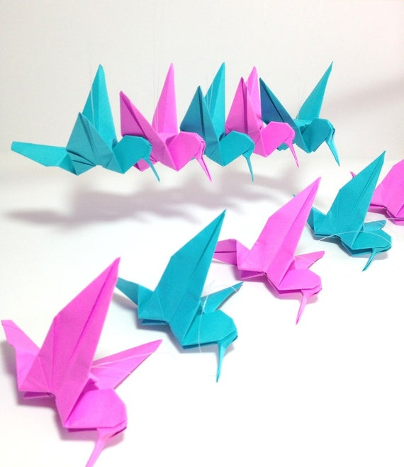 make origami easy instructions for kids: Ruby-Throated Hummingbird | 659x570