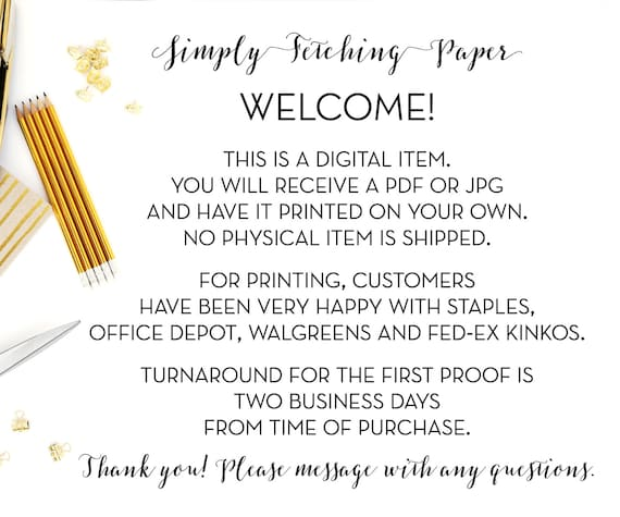 Wedding Thank You Poster Wedding Reception Thank You Sign Etsy