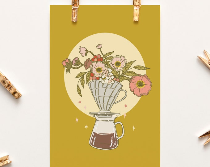 Pour Over Flowers