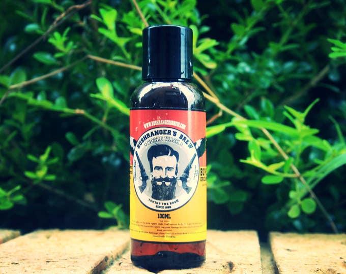 Bushranger's Brew Beard Wash
