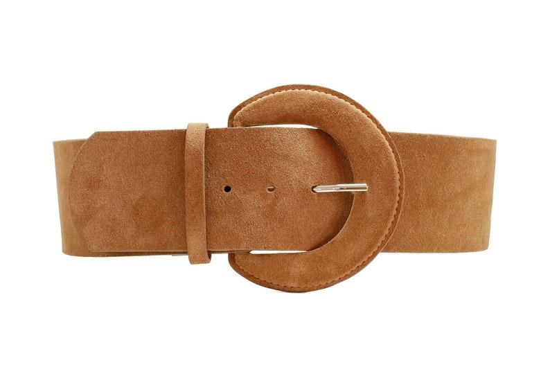 brown womens belt brown leather belt womens handmade belt suede belt leather belt belt for coat Wide brown belt womens leather belt