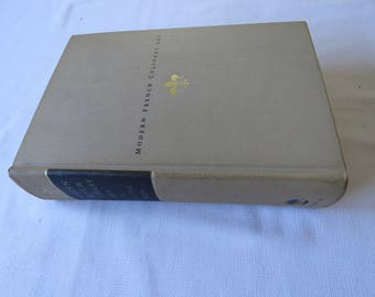 Modern French Culinary Art - Henri-Paul Pellaprat - Vintage Mid Century French Cookbook 1966.