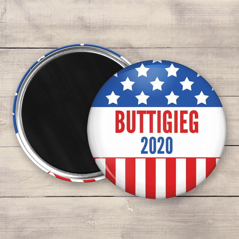 2.25 Buttigieg Magnet 2020 Election Magnet Political image 0