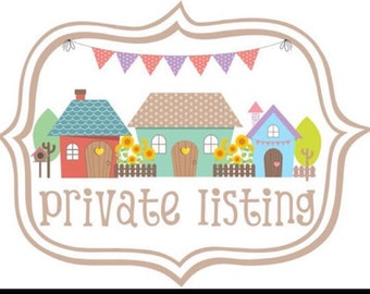 Private Listing for Jennifer Stephenson