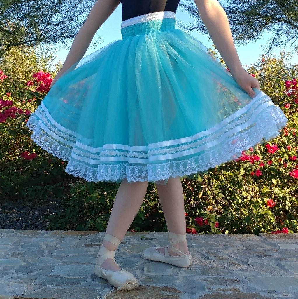 Tiffany Blue Rehearsal Dress