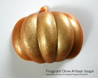 Fall themes! Pumpkin mp soap.