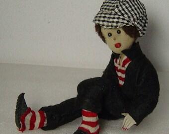 cute vintage 60s/70s flexible  doll