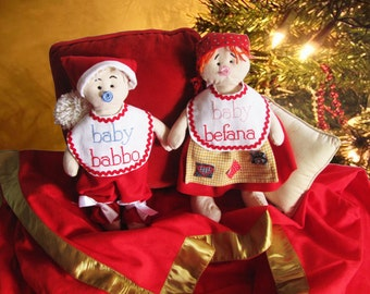 Befana And Santa Set