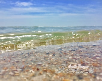 Silk Wave.Wave Photography.Water Photography.Beach Wave.Wave Curl.Beach Photography.Summer.Clear Water.Digital Download.Printable.