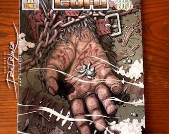 Gofu Part 2 of 6 | Self-published Comic Book | Sci-fi/Fantasy