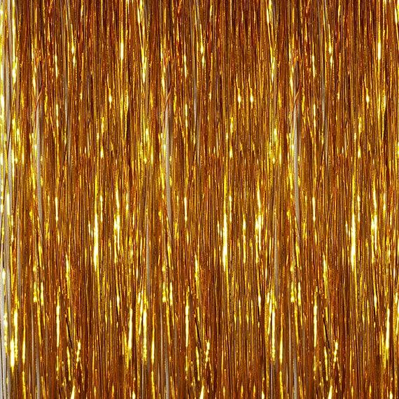 Sparkling Amethyst 40 Hair Tinsel 100 Strands