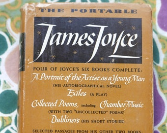 Vintage Portable James Joyce 1963