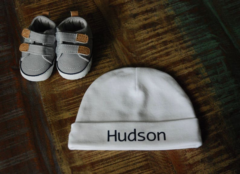 Personalized Boy Hat image 0