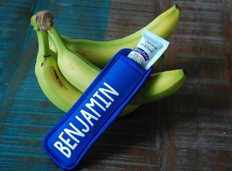 Personalized Yogurt Holders image 0